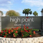 Golf Club logo of High Point Country Club